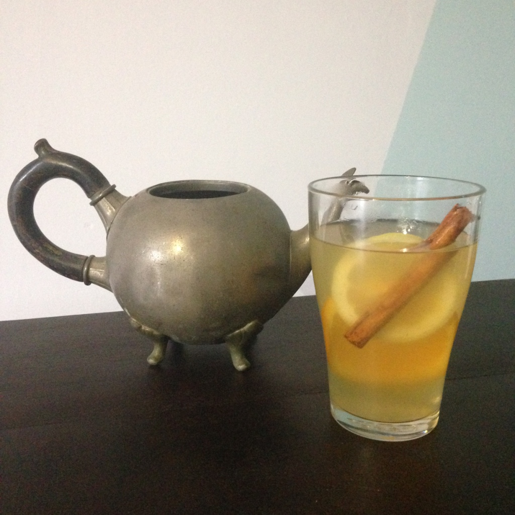 Scotch Hot Toddy